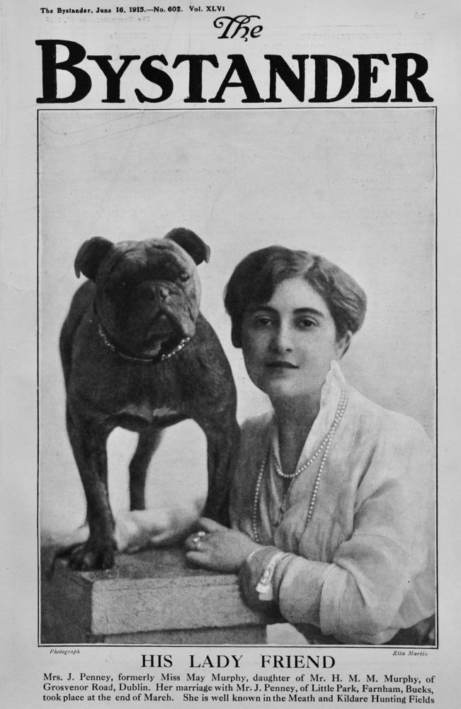 The Bystander Jun 16th 1915.