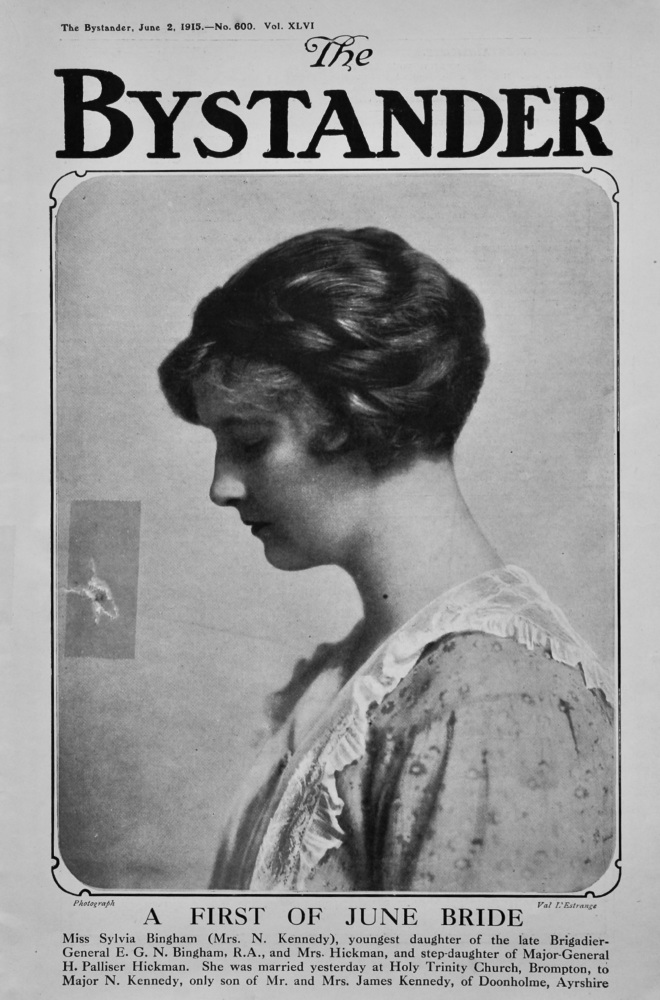 The Bystander Jun 2nd 1915.