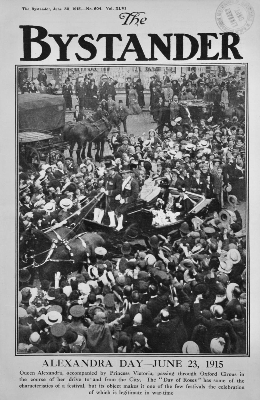 The Bystander Jun 30th 1915.