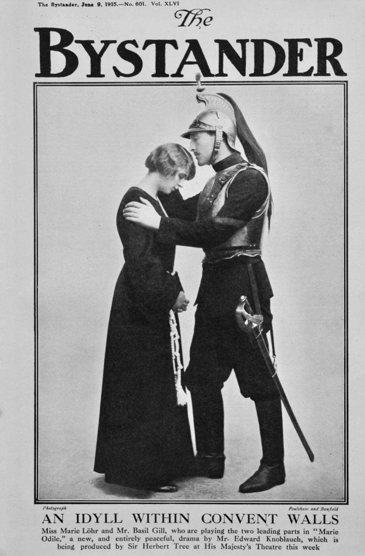 The Bystander Jun 9th 1915.