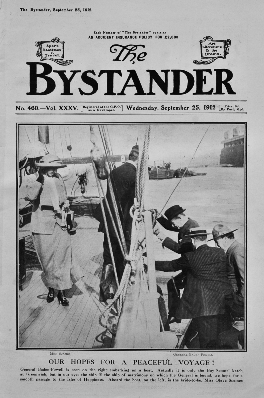 The Bystander September 25th 1912.