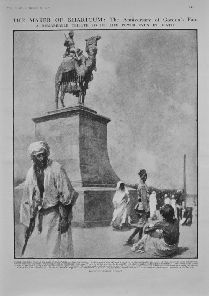 A Granite Statue for a Granite City, Aberdeen - 1910