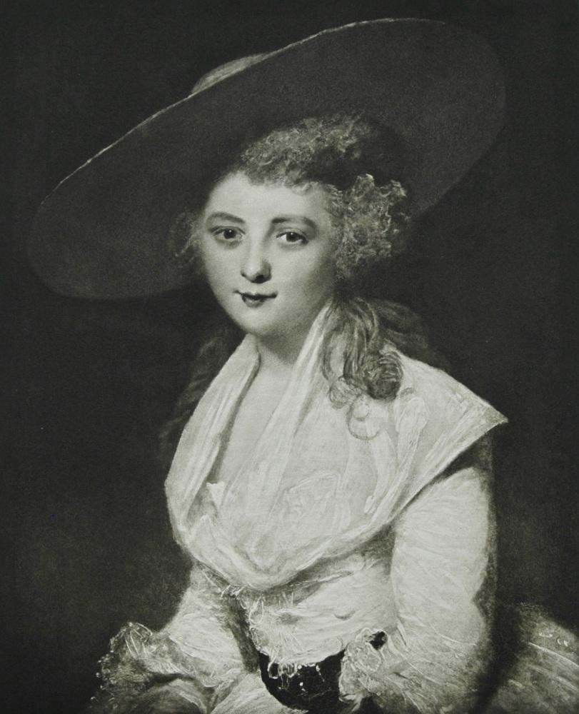 """Lady Ann Bingham"" - Photogravure - 1903"