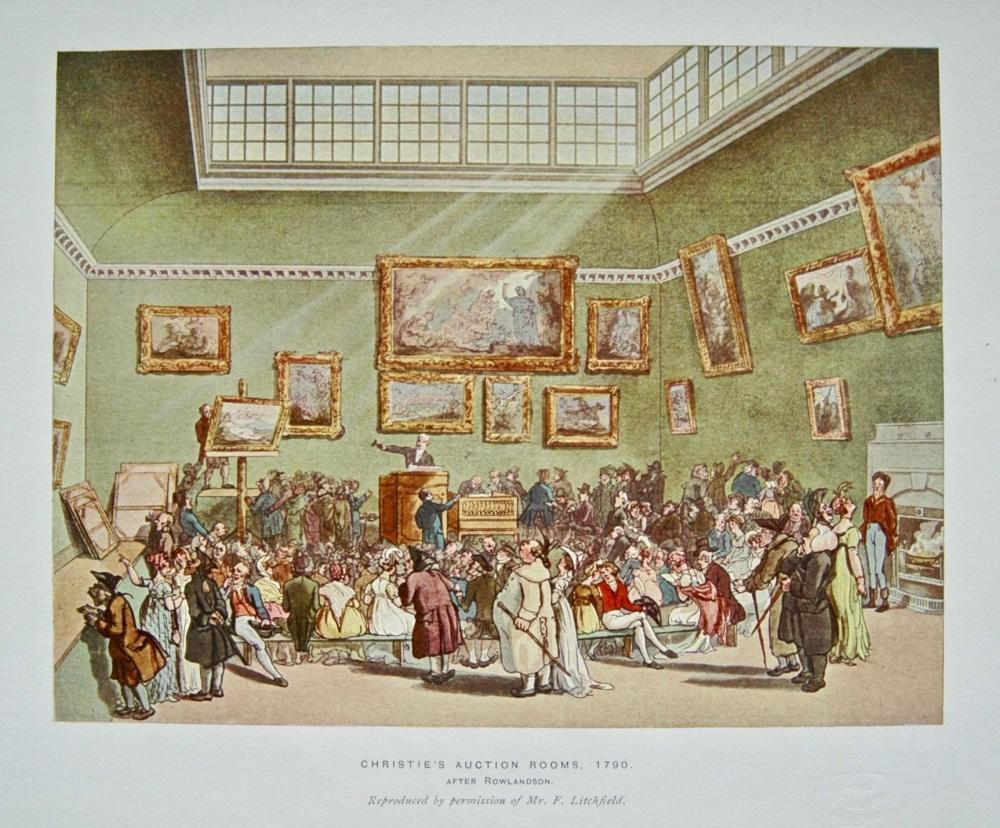 Christie's Auction Rooms 1790