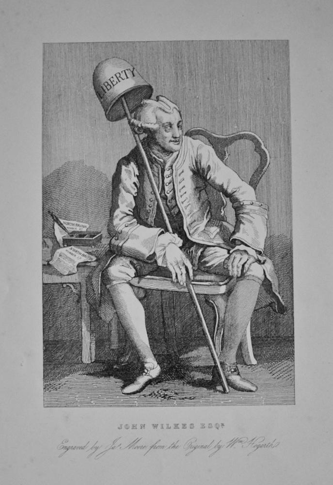 """John Wilkes esq"" - c1870"