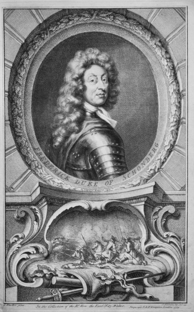 Frederick Duke of Schonberg.