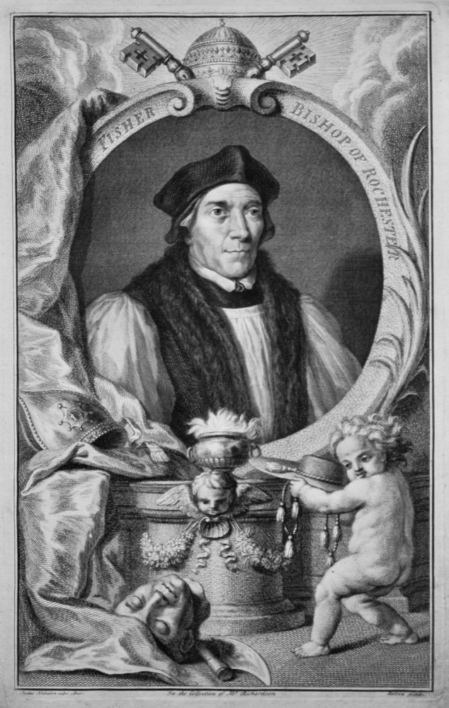 Fisher  Bishop of Rochester.