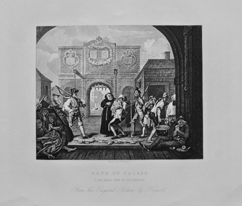"""Gate of Calais"" - c1870"