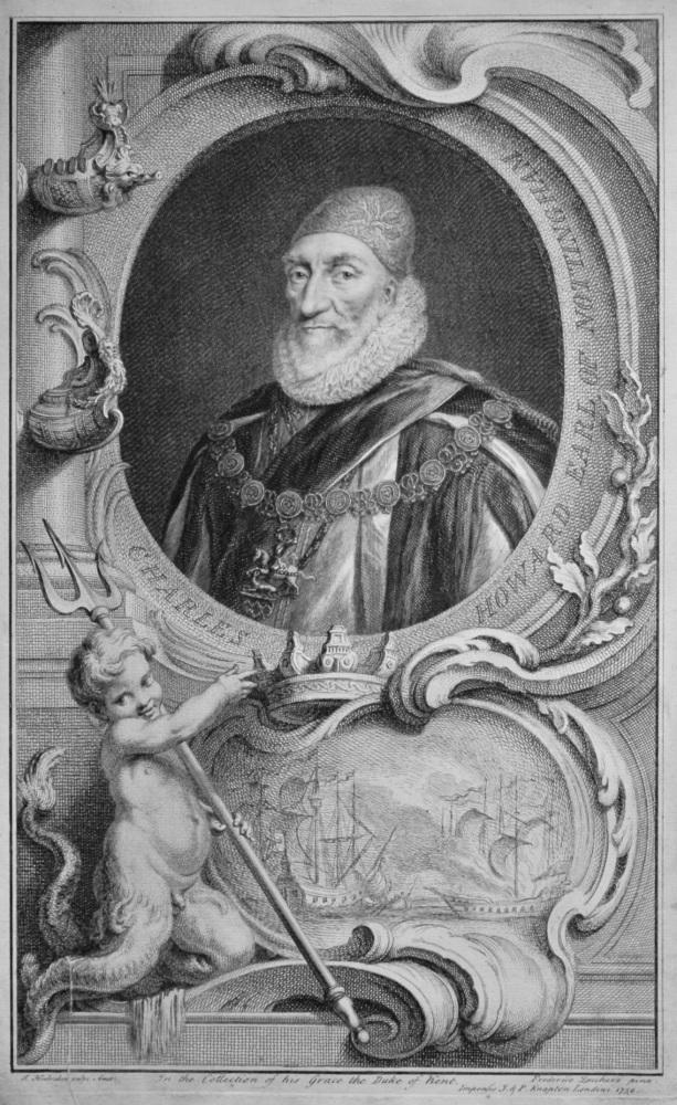 Charles Howard  Earl of Nottingham.