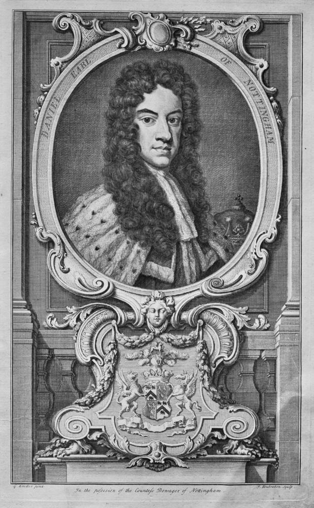 Daniel  Earl of Nottingham.