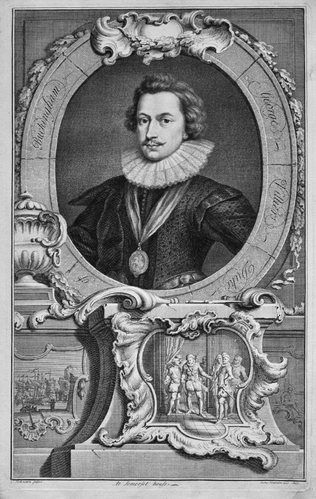 George Villiers   Duke of Buckingham.