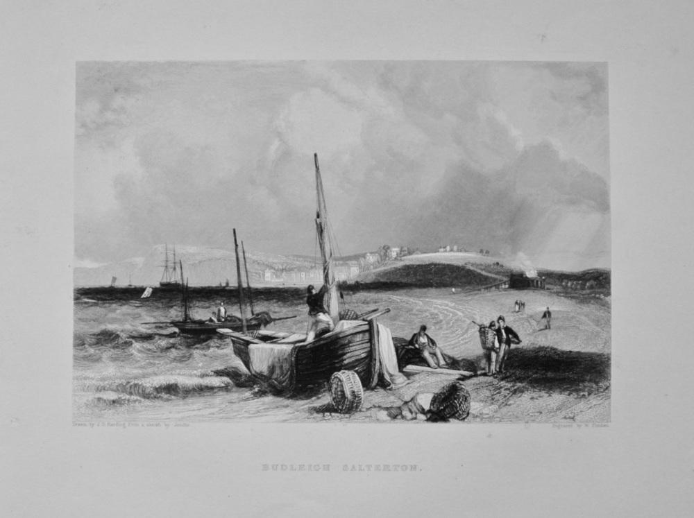 Budleigh Salterton. - 1842.