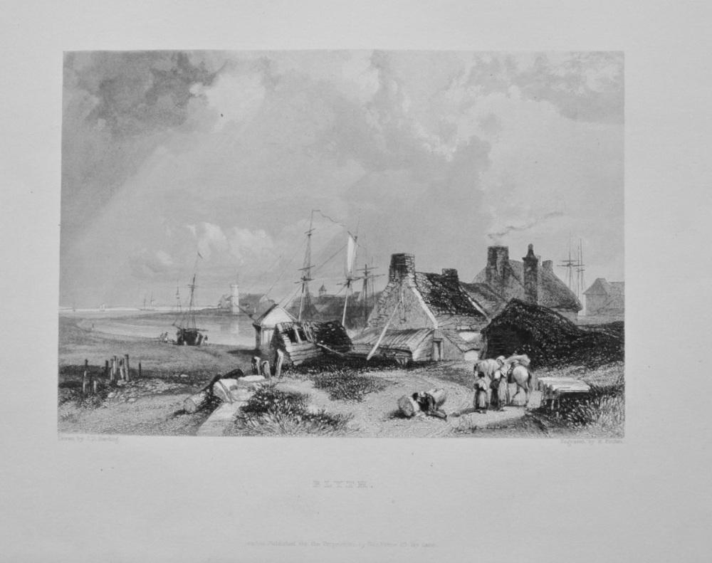 """""""Blyth."""" - 1842."""