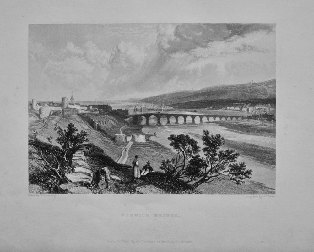 """Berwick Bridge"" - 1842"