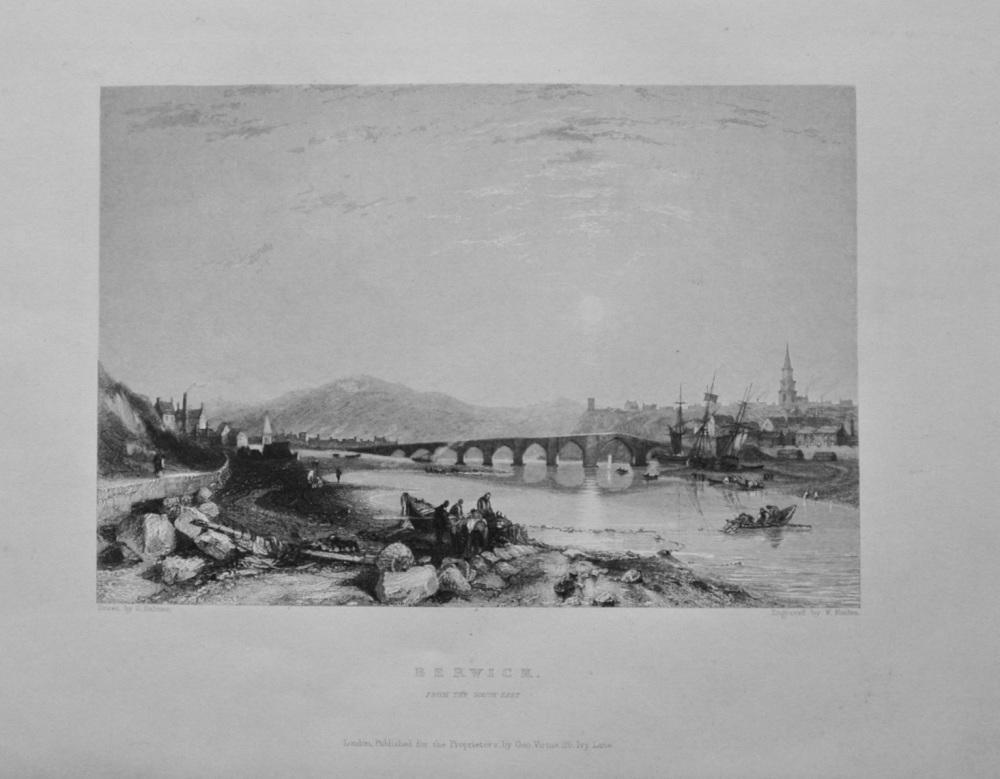 """Berwick"" - 1842."