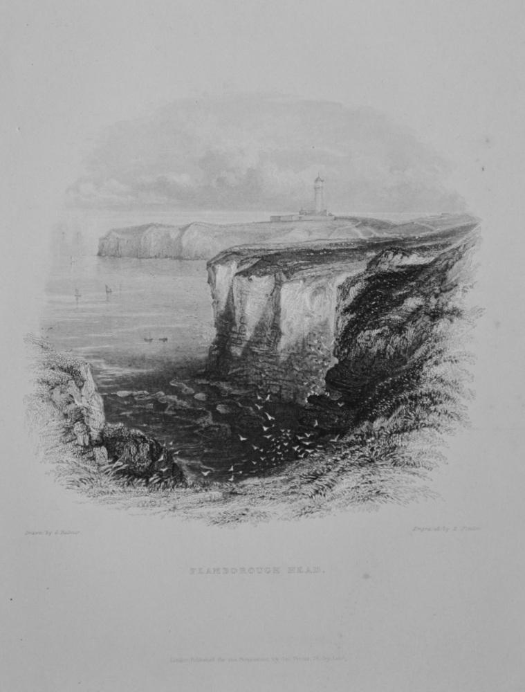 """Flamborough Head"" - 1842"
