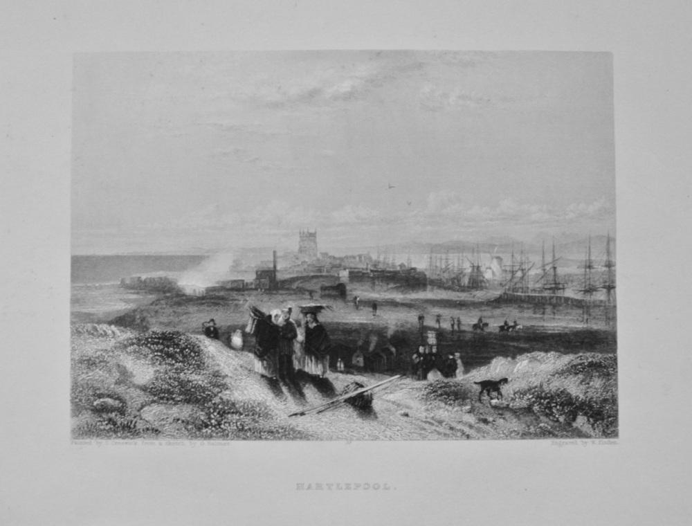 Hartlepool. - 1842.