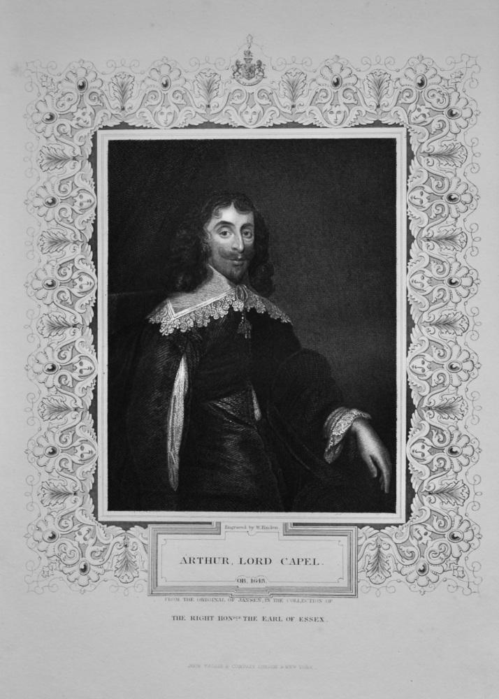 Arthur, Lord Capel.