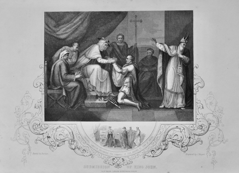Submission of King John.