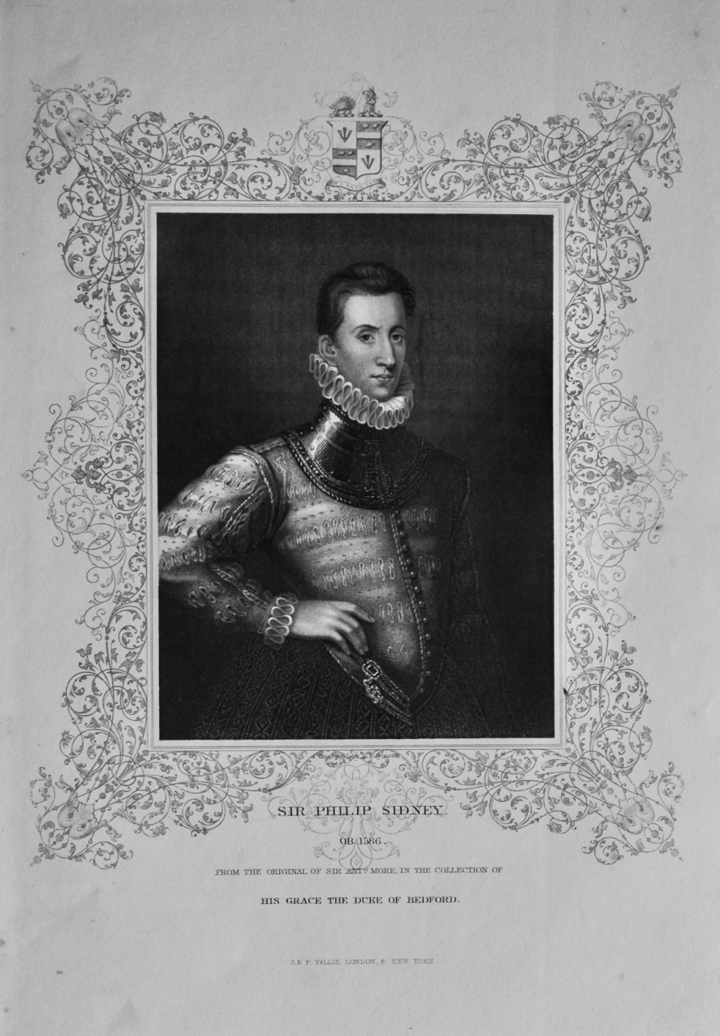 Sir Philip Sidney.
