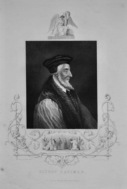 Bishop Latimer.