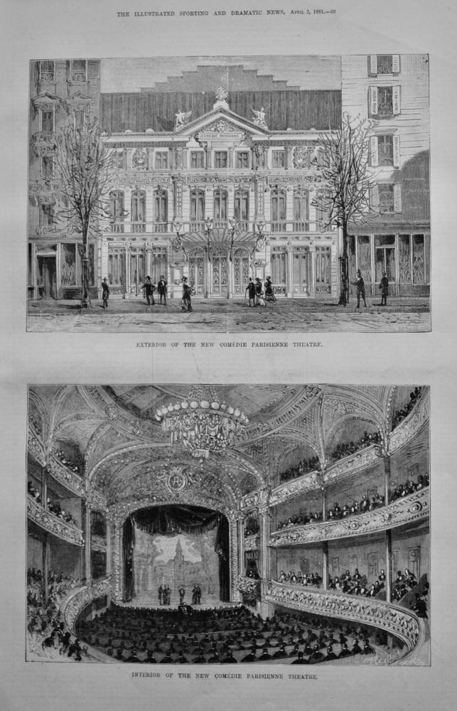 Comédie Parisienne Theatre