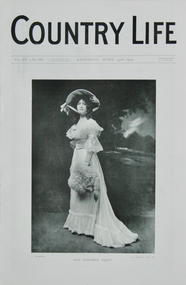 Country Life - April 23, 1904