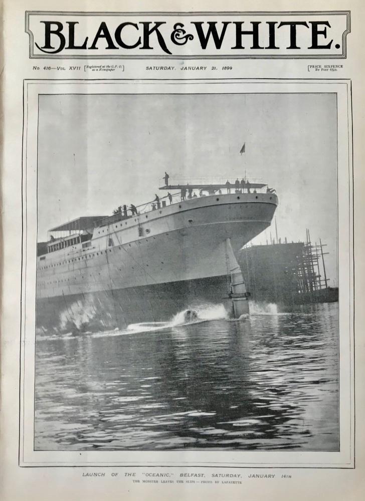 Black and White - January 21, 1899