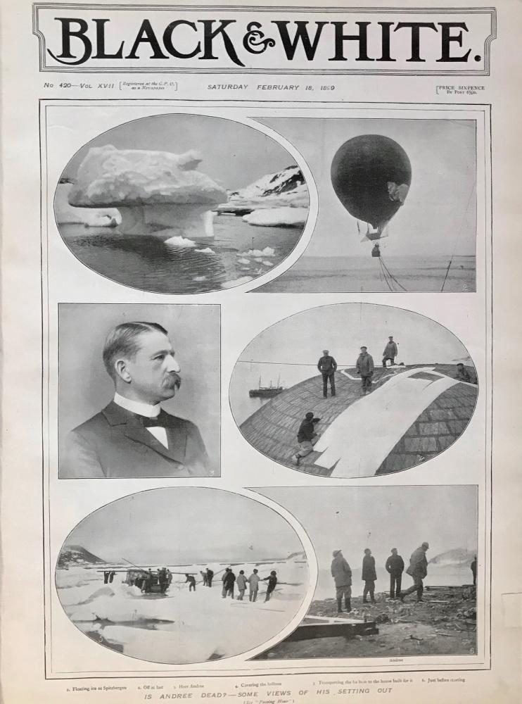 Black & White - February 18, 1899