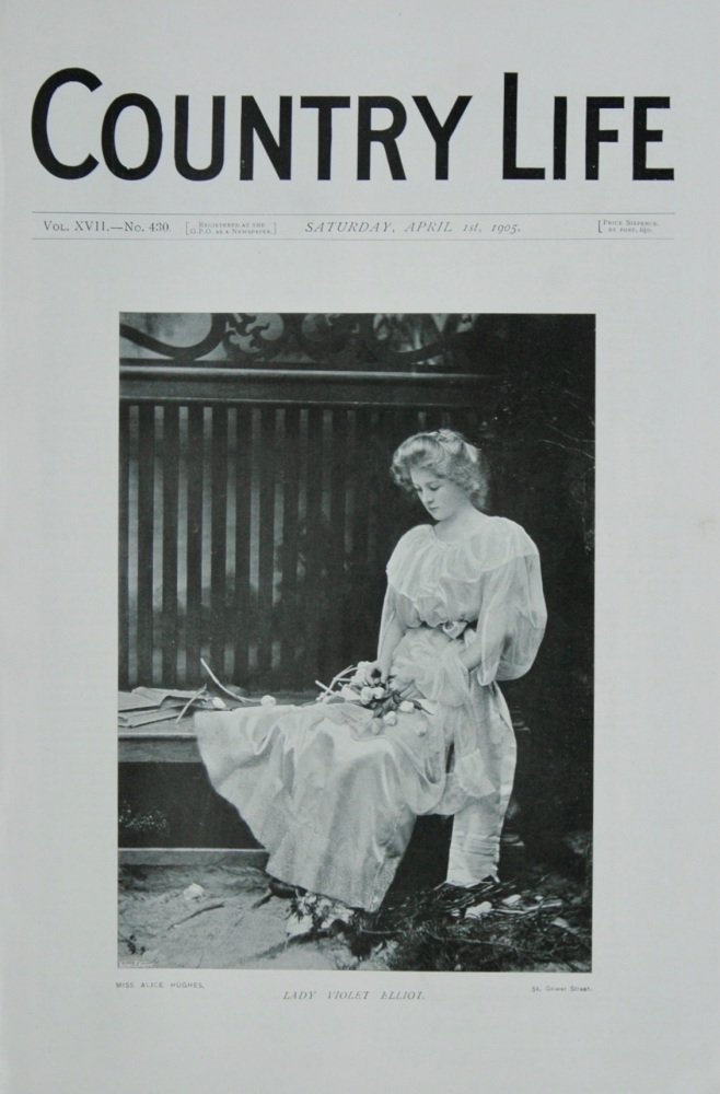Country Life - April 1, 1905