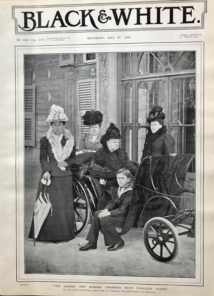 Black & White, May 27, 1899