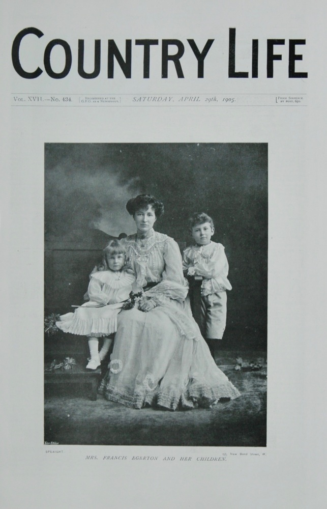 Country Life - April 29, 1905