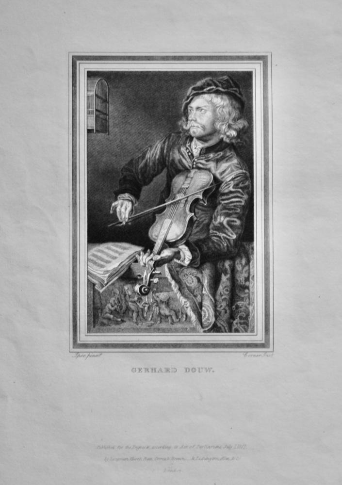 Gerhard Douw.  1825.