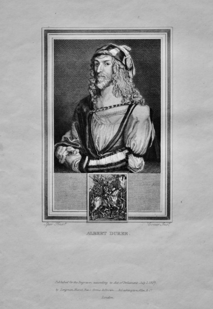 Albert Durer.  1825.