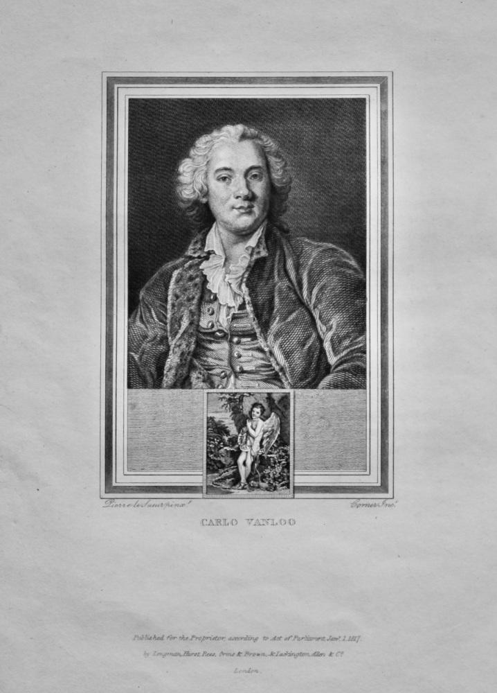 Carlo Vanloo.  1825.