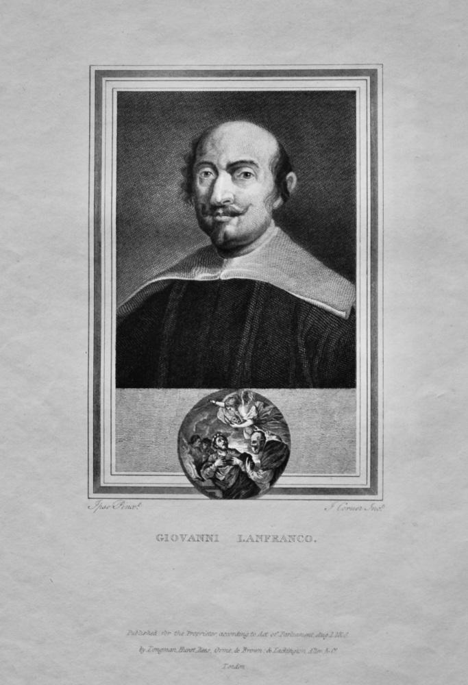 Giovanni  Lanfranco.  1825.