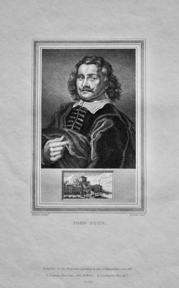 John Both.  1825.