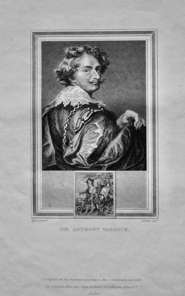 Sir Anthony Vandyck.  1825.