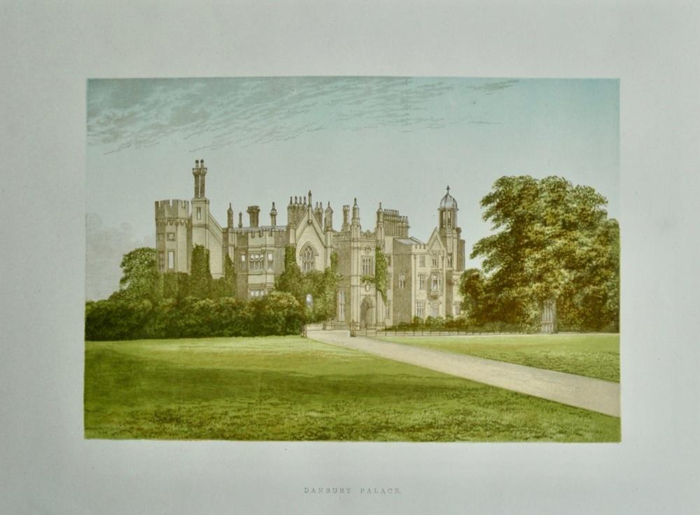 Danbury Palace.  1880c.