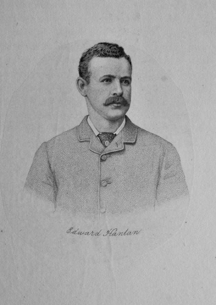 Mr. Edward Hanlan. (Sculler)  1908.