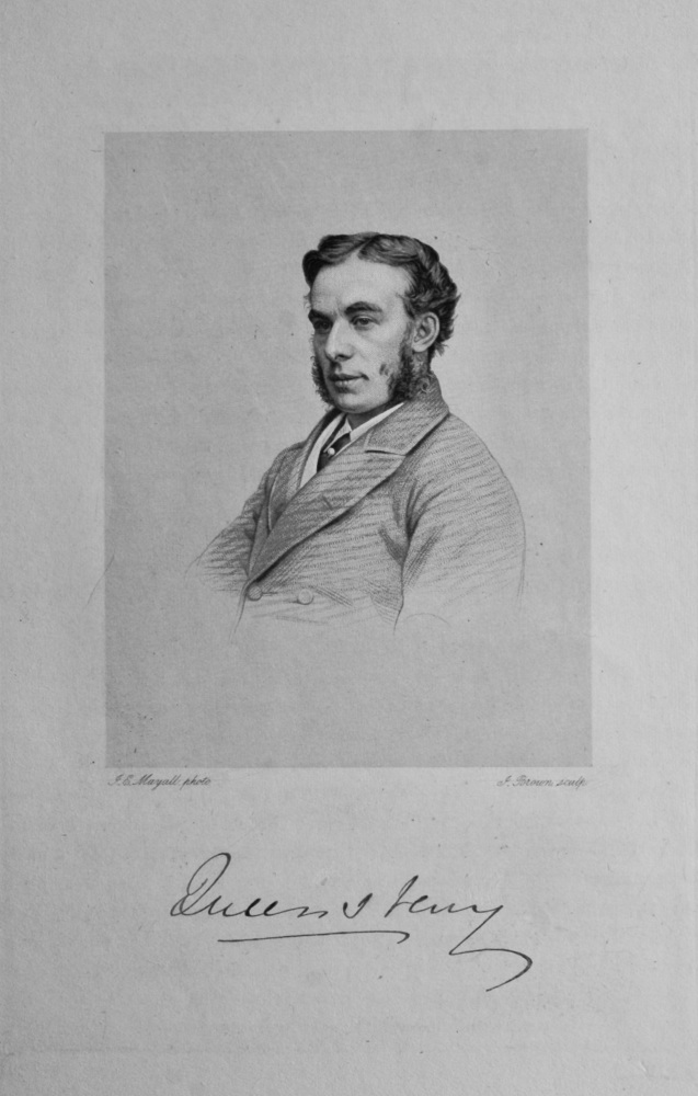 John Sholto Douglas,  9th Marquess of Queensberry.
