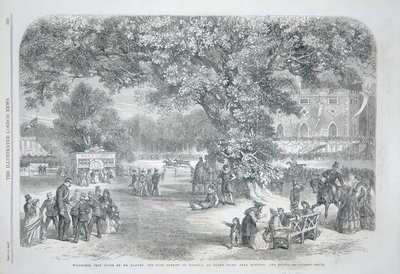 Illustrated London News Sept 27th 1862