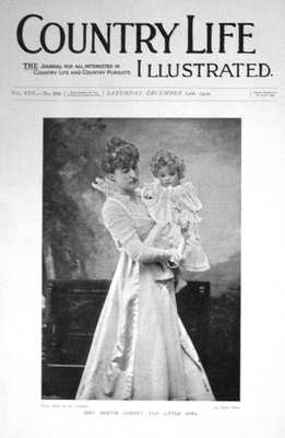 Country Life Dec 15th 1900.