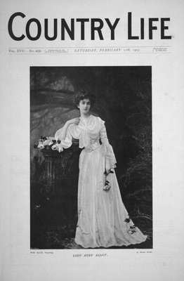 Country Life Feb 11th 1905.