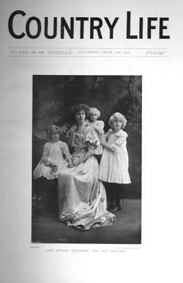 Country Life Jun 10th 1905.