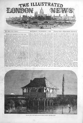 Illustrated London News Dec 3rd 1853.