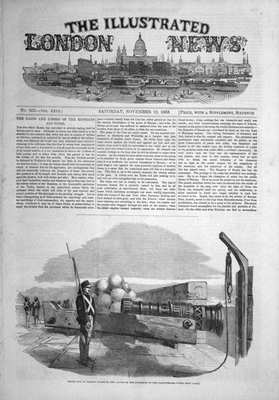 Illustrated London News Nov 12th 1853.