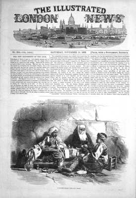 Illustrated London News Nov 19th 1853.