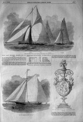 Illustrated London News Aug 27th 1853.