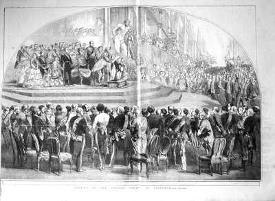 Illustrated London News Jul 1st 1854.